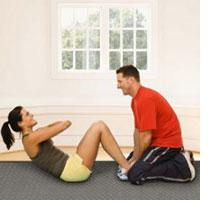 Tips Latihan Mengecilkan Perut