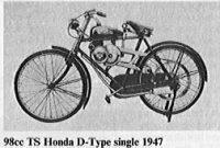 Sejarah Motor Honda dan Pertama kali Ke Indonesia