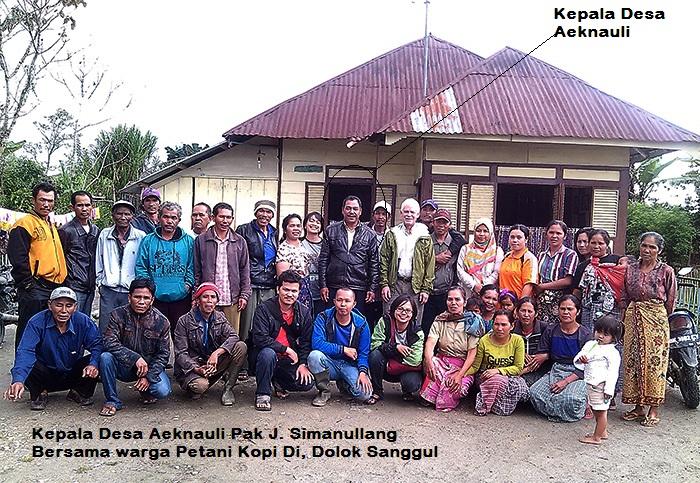 Dolok Sanggul Coffee Sumatera Utara