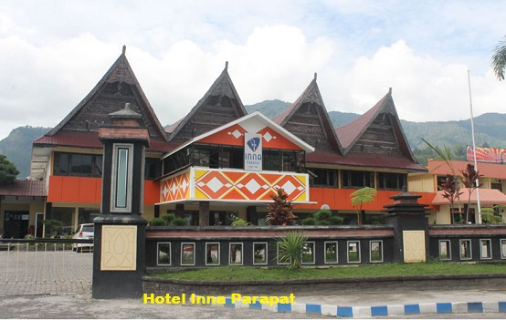 Hotel Inna Parapat Danau Toba