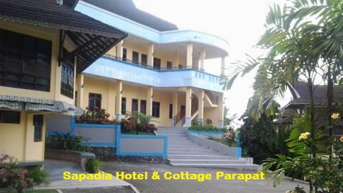 Hotel Sapadia Cottage Parapat