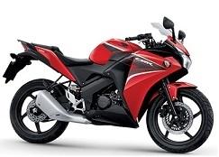 Motor Honda CBR Jakarta 2