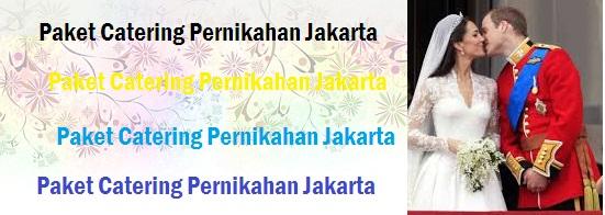 Paket Catering Pernikahan Jakarta
