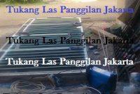 Tukang Las Panggilan Jakarta