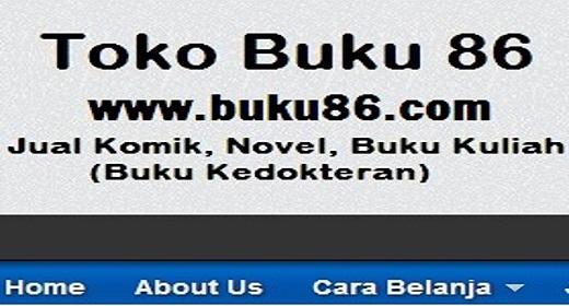 Toko Buku Online Indonesia