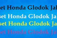 Genset Honda Glodok Jakarta