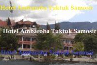 Hotel Ambaroba Tuktuk Samosir
