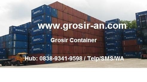 Perusahaan Penyewa Container di Jakarta