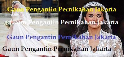 Gaun Pengantin Pernikahan Jakarta