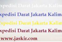 Jasa Expedisi Darat Jakarta Kalimantan
