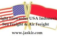 Jasa Freight Forwader USA Indonesia