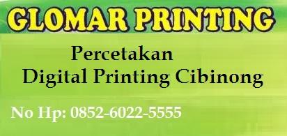 Percetakan Digital Printing Cibinong