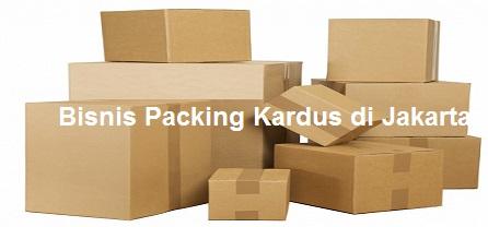 Packing Kardus di Jakarta