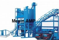 Asphalt Mixing Plant Indonesia