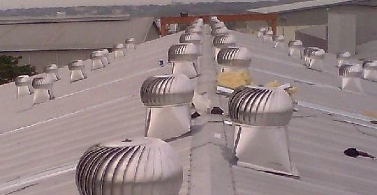 Fungsi Turbin Ventilator