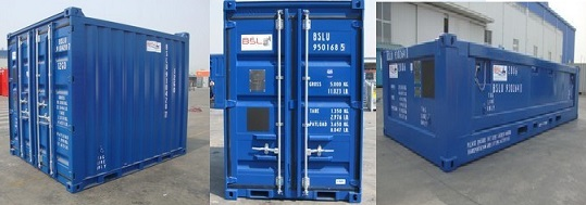 Offshore Containers Indonesia