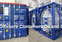 Offshore Containers Oil dan Gas