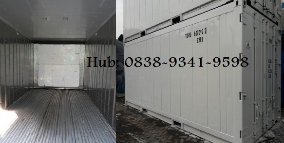 Sewa Container Reefer Jakarta