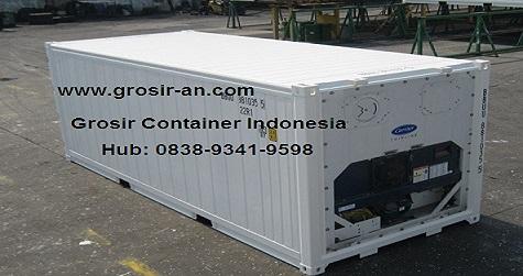 Sewa Container Reefer di Jakarta