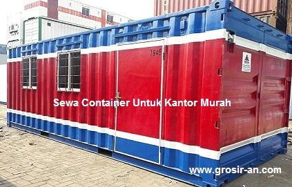 Sewa Container Untuk Kantor Murah