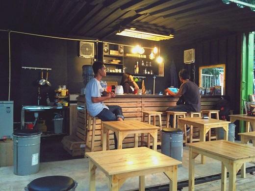 Morinawa Cafe Tempat Nongkrong Ciledug