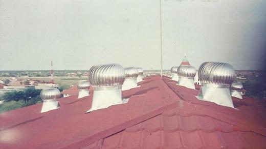 Turbin Ventilator Tanpa Listrik