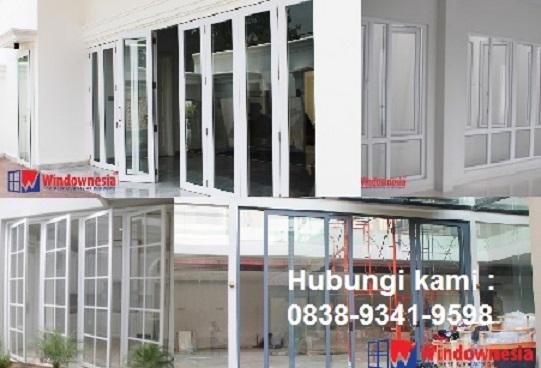 Jendela Rumah dari Kusen UPVC
