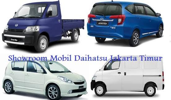 Mobil Daihatsu Jakarta Timur