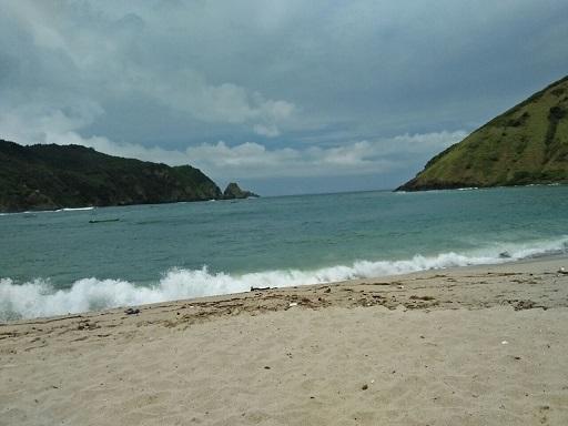 Pantai Maun Lombok