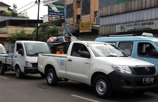 Sewa Mobil PickUp Kramat jati Pasar Induk