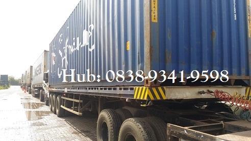 Sewa Truk Trailer Untuk Angkut Container
