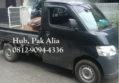 Sewa Mobil Pick Up di Sentul City Bogor
