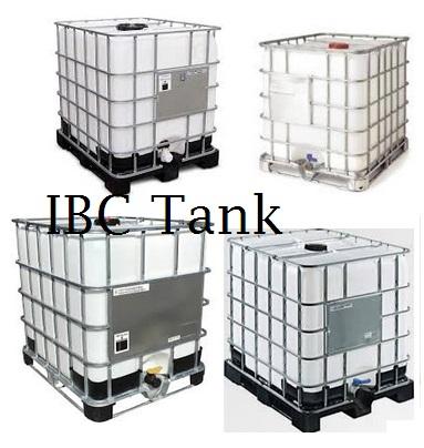 Jasa Cuci IBC Tank