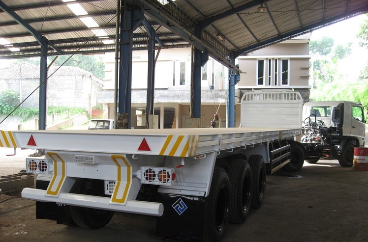 Karoseri Dumb Truk, Trailer, Mixer