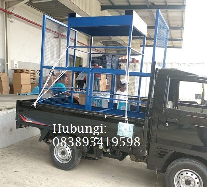 Safety Cage Untuk Rich Truck
