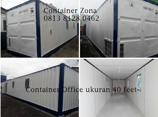 Desain Portacamp Container Untuk Kantor